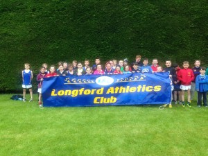 Tullamore Track & Field Participants