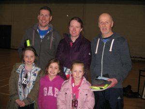Longford AC Little Athletics coaches 2014-15.
